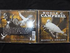 CD EDDIE C CAMPBELL / HOPES & DREAMS /