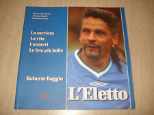 Book Roberto Baggio L' Elect the Career Waist Photo Roby Divine Rattail Italy