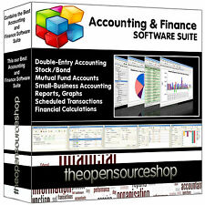 New Complete Accountancy Software Package For Finance And Business Accounting