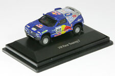 1:87 volkswagen vw race touareg 2 sainz Rally París Dakar 2007-roadster 25326