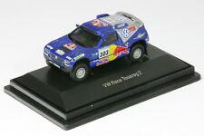 1:87 Volkswagen VW Race Touareg 2 Sainz Rallye Paris Dakar 2007 - Schuco 25326