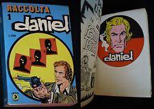 ***DANIEL RACCOLTA N.1*** ED. CORNO CON COPERTINE ED ADESIVI !!!