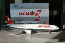 "Swissair MD-11 (HB-IWF) ""Vaud"", 1:200, Inflight/JFox, LH2125, Lim.240"