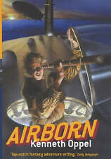 Airborn, Oppel, Kenneth, New Book