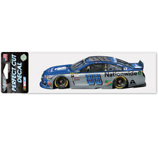 "Dale Earnhardt Jr Perfect Cut Decal 3"" x 10"" 2016 Nationwide Car NASCAR"