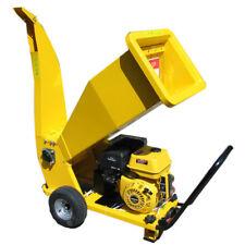 Schredder Häcksler Benzin 15,2 PS 420 ccm Holzhäcksler Gartenschredder NEU