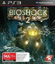 BIOSHOCK 2 PLAYSTATION 3 PS3 GAME