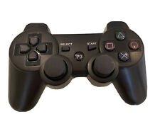 UNOFFICIAL PS3 DUALSHOCK CONTROLLER  P3 Tested and Working