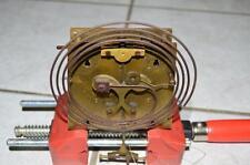 2 Gewichter Wiener  Pendeluhrenwerk  C&F Seriennumer 20645