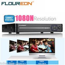 8CH AHD 1080N HDMI H.264 CCTV Security Video Recorder Cloud DVR Surveillance EU