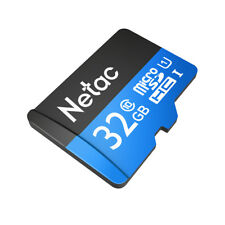Netac P500 SDHC Class 10 UHS-I 32GB Micro SD Memory TF Card fr Phone Tablet Z3N7