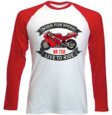 HONDA NR 750-NUOVO Amazing Graphic T-Shirt S-M-L-XL - XXL