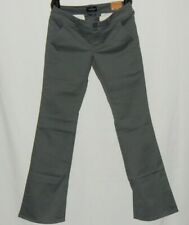 American Eagle Artist Stretch Pants/Jeans Sz 0 Gray Color Career Professional