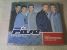 FIVE - IF YA GETTIN' DOWN - 3 TRACK CD SINGLE - 5IVE