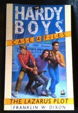 The Hardy Boys Case 4 Files pb Book, The Lazarus Plot by Franklin W Dixon