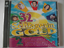 32 Schlager in Gold - Patrick Lindner, Claudia Jung, Heino, Vicky Leandros Drafi