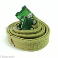Australian Army Khaki/Green Web SMLE 303 Long Rifle Sling - Unissued