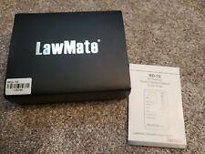 Lawmate Rd-10 Rf Hidden Camera Detector