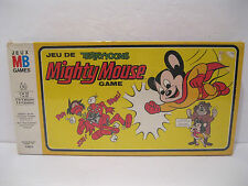 Brand New Sealed 1978 Terrytoons Mighty Mouse Board Game Milton Bradley