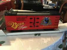 G Scale Lbg Lake George & Boulder Beer No 4472