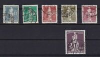 GERMANY BERLIN 1949 STAMP SET USED CAT £280  REF R 2868