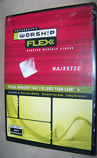Integrity Music iWorship Flexx MAJESTIC MPEG Quicktime Video Library DVD-ROM NEW