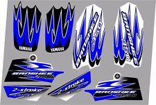 Yamaha banshee full graphics kit 2011