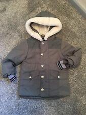 Very Cute Little Boys Coat 18/24 Mths Look