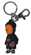 **License** Naruto Shippuden PVC Keychain SD Tobi #4971