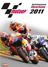 MotoGP Bike World Championship - Official review 2011 (New DVD)