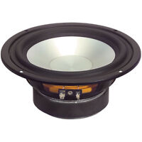 "NEW 6.5"" Woofer Speaker.Replacement.4ohm.Home Audio Driver.6 1/2.7"" frame"