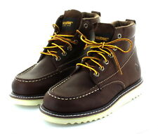 Wolverine 1883 Apprentice UNISEX Leder Schuhe Boots Brindille Gr. 36