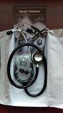 "ADC Adscope-lite Lightweight Stethoscope 31"" BLACK New in Box Warranty #609BK"
