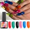 verano El arte de manicura Jelly cristal Gel Esmalte de uñas UV Soak Off barniz