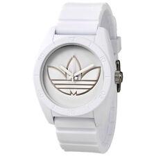 Adidas Santiago White Logo Dial Unisex Watch ADH3198
