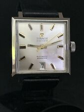Tissot visodate Seastar Automatic vintage impecable!