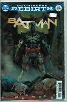 Batman #22 Lenticular Cover (Third Series) DC Universe Rebirth