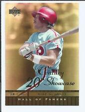 2001 UPPER DECK  HALL OF FAMERS  20TH Century Showcase  MIKE SCHMIDT