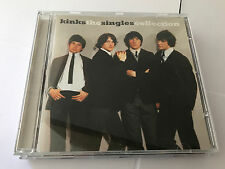The Kinks : The Singles Collection CD (2008) 5050749202420