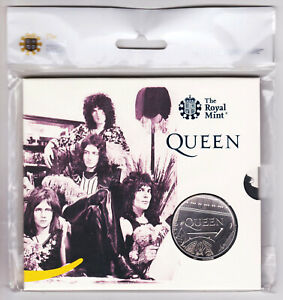 QUEEN - 5 POUNDS 2020 - ROYAUME UNI / UNITED KINGDOM - Keep Yourself Alive 5£