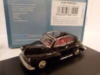 Morris Minor, Black, Black, Model Cars, Oxford Diecast