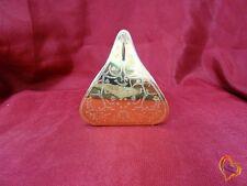 Boite à dragée en forme de pyramide doré doré X25