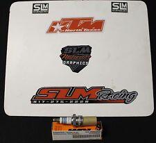 08 - 17 KTM 85 - 150 SX SXS EXC XCW NGK SPARK PLUG BR9ECMVX 51539093000