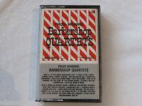 Prize-Winning Barbershop Quartets The Beautiful Music Co. RARE Cassette Tape