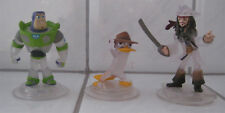 Disney Infinity Figur Buzz Lightyear + Jack Sparrow + mehr  CRYSTAL KRISTALL