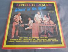 ARTHUR LYMAN -BLOWIN' IN THE WIND- MEXICAN LP STILL SEALED EXOTICA HARD TO FIND