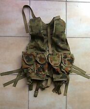 Auscam Chest Webbing, Timor Era chest rig, army cadets webbing