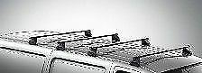 Genuine Toyota Hiace Roof Rack 4 Bars