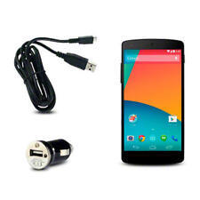 Micro USB Mobile Phone Car Chargers for LG Nexus 5