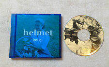 "CD AUDIO DISQUE INT / HELMET ""BETTY"" CD ALBUM EDITION LIMITÉE BLEU 1994 19T RARE"